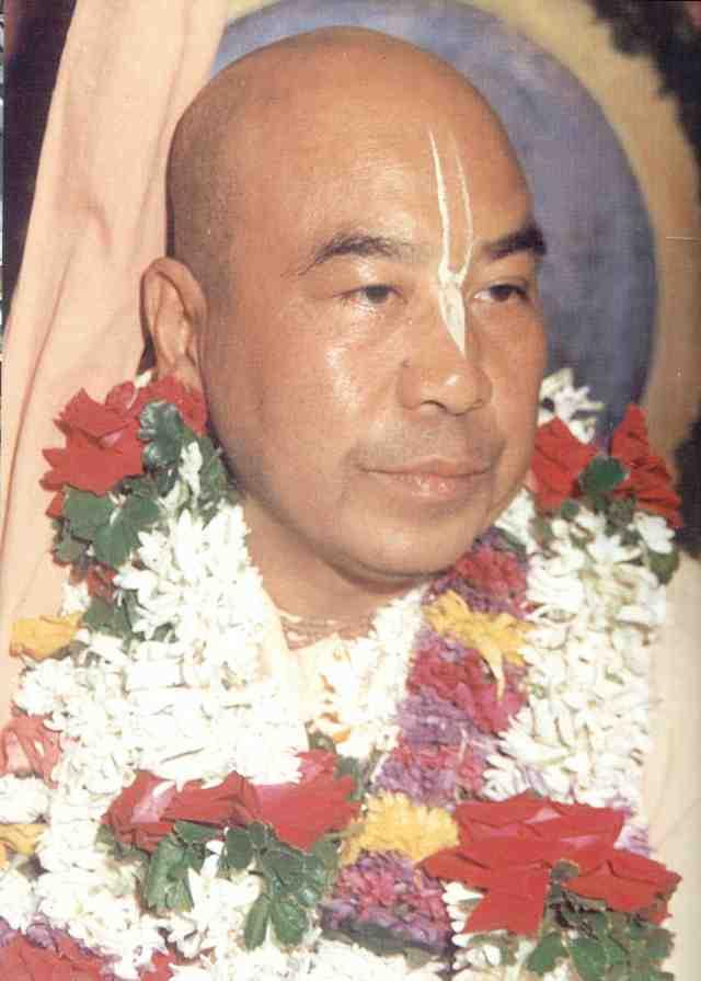 Srila Bhaktisvarupa Damodara Maharaja